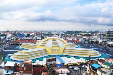 Visit Central Market and Russian Market tour