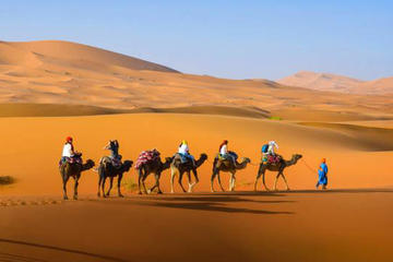 3 Day Private Desert Tour from Fez to Marrakesh