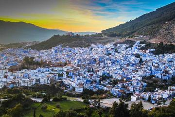 Overnight trip to the Blue town of Chefchaouen