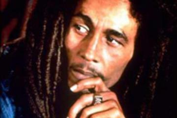 Espírito de reggae da Jamaica...