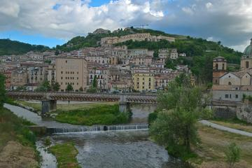 Cosenza Half-Day Private Walking Tour
