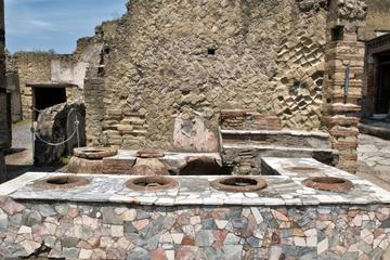 Excursão a pé particular em Herculano