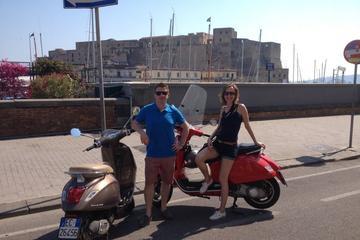 Full day Vespa tour of Naples