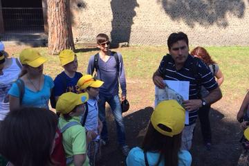 Herculaneum kids friendly tour