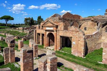 Ostia antica walking tour