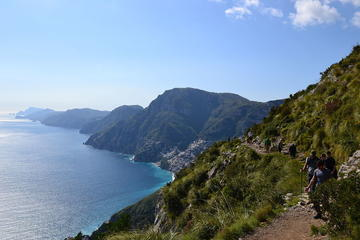 The Path of the Gods with private transfer from Ravello