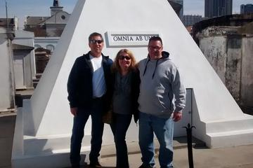 French Quarter and Cemetery Tour