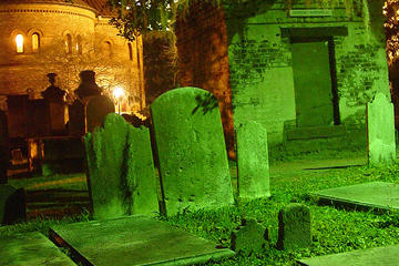 Dark Side of Charleston Walking Tour