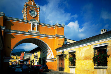 Antigua Guatemala 3 Days, 2 Nights