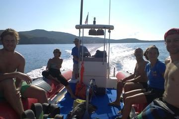 Tour of San Pietro Island