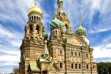 1-Day Introductory Highlights Tour: Visa-Free Saint Petersburg Shore...