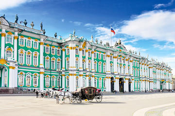 2 Day Comprehensive Tour: Visa-Free Saint Petersburg Shore Excursion