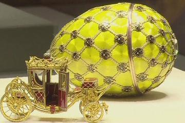 2 Day Imperial Splendors and Faberge Museum Tour: Visa-Free Saint...