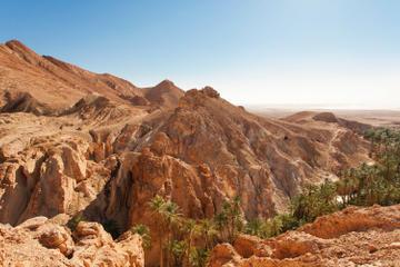 Canyons indiens en jeep et randonnée au départ de Palm Springs