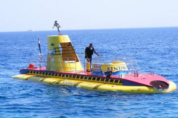 3-Hour Submarine Tour in Hurghada