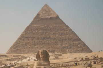 Trip to Pyramids and Cairo Museum from Hurghada by plane