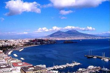 Nápoles por mar desde Sorrento