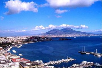 Naples by Sea from Sorrento