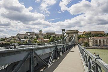 Allt i-ett-rundtur till fots i Budapest