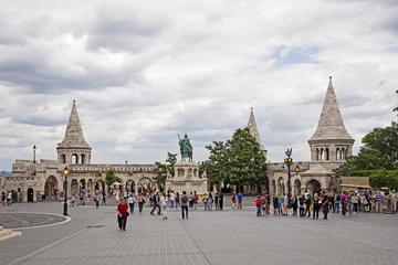 Boedapest Burchtdistrict ...
