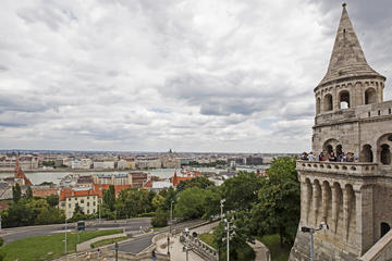 Budapest Castle District Walking Tour Including Fisherman's Bastion
