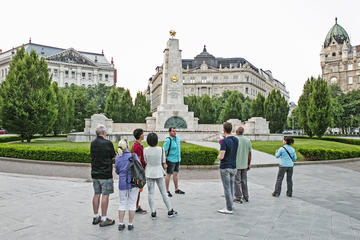 Budapest Hammer & Sickle Tour - Communist Times, 56 Revolution, WW I and WW II