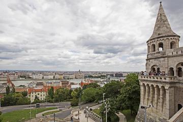 Burgviertel von Budapest...