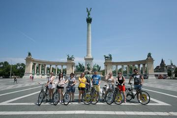 Excursão de bicicleta por Budapeste
