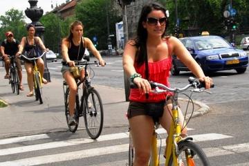 Prager Radtour durch Altstadt, zur Moldau und zum Wenzelsplatz in...