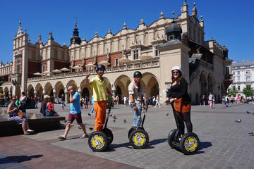 Private Tour: Krakow by Segway Including Old Town
