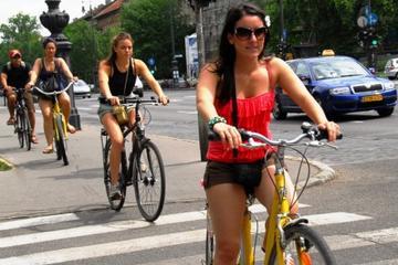 Recorrido en bicicleta por Praga para grupos pequeños que incluye el...