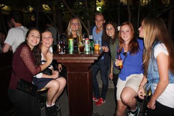 Recorrido por los pubs de Budapest
