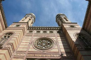 Recorrido privado a pie: Budapest judía, incluida la Gran Sinagoga y...