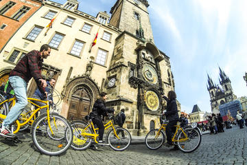Small-Group Prague Bike Tour...