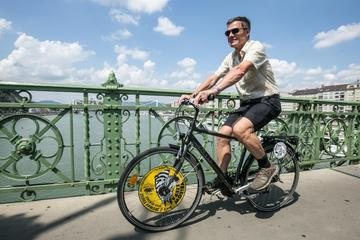 Szentendre Fahrradtour ab Budapest einschließlich Donau Bootstrip