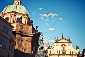 Tour a Piedi di Praga per piccoli gruppi: città vecchia, Piazza San