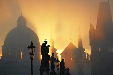 Tour a piedi privato: Praga nascosta