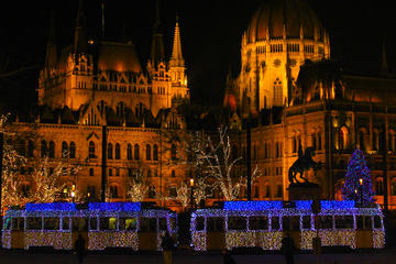 Tour über Budapester Weihnachtsmarkt...