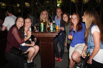 Tour durch das Budapester Nachtleben - Kneipenbummel
