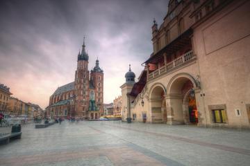 Visita a monumentos e iglesias católicas de Cracovia