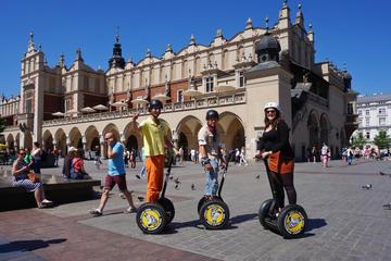 Visita privada: Cracovia en Segway, incluido el casco antiguo y una...