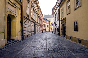 Visite à pied à du Cracovie juif comprenant les quartiers de Podgórze...
