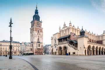 Visite privée : visite à pied de la vieille ville de Cracovie, de...