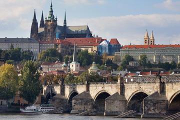Visita a pie por el Castillo de Praga...