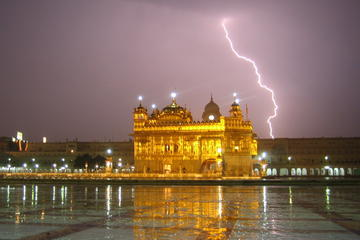 Delhi- Agra -Jaipur with Amritsar ( 8 Days Tour)