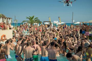 Summer Events Party-Package in Zante