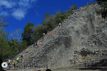 Coba Archaeological Site Snorkel underground river and gourmet beach side lunch