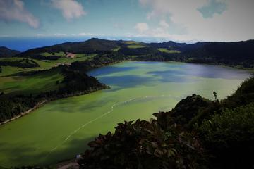 Furnas Valley Day Trip from Ponta...