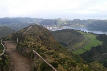 Sete Cidades Walking Tour from Ponta...