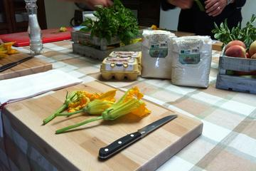 Lezione di cucina toscana con pranzo